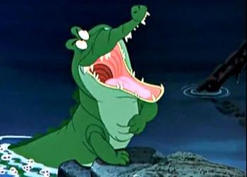 Disney Crocodile_350