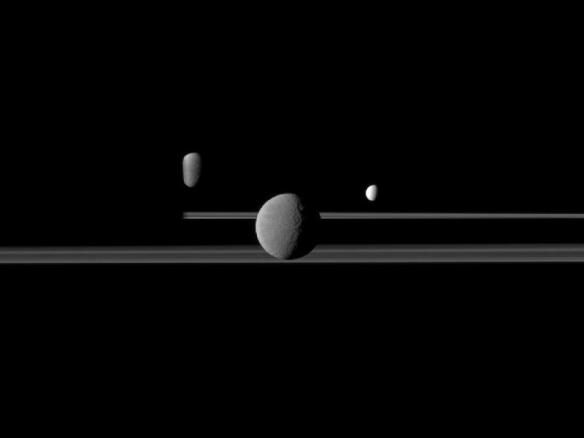 moons_Saturn