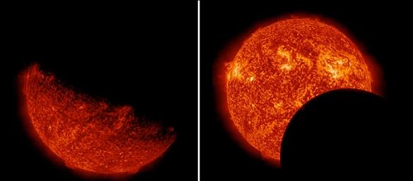 SDOEarthEclipse-LunarTransit2013