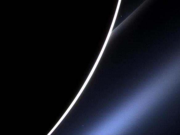 Venus from Saturn 2