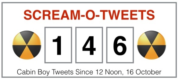 scream-o-tweets