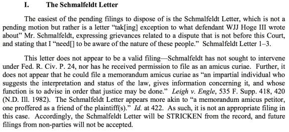 ECF 88_Schmalfeldt