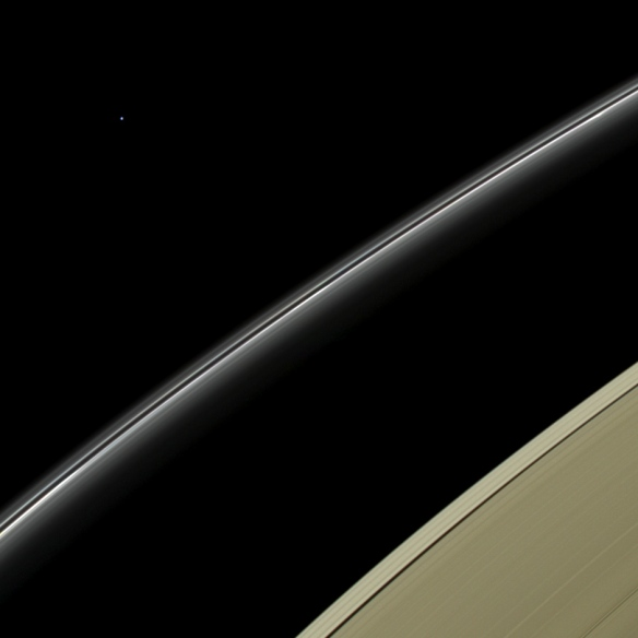 Uranus from Cassini