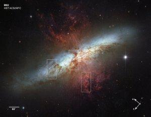 M82 locations
