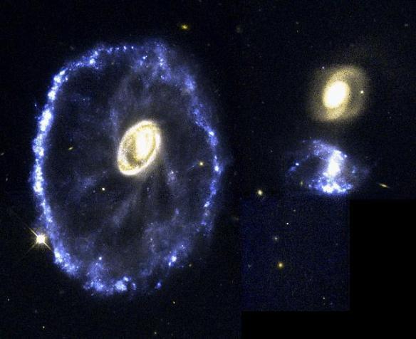 Cartwheel Galaxy