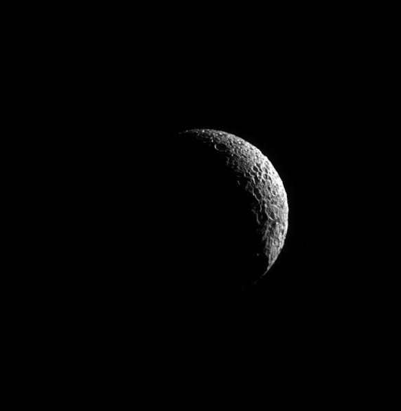Crescent Mimas
