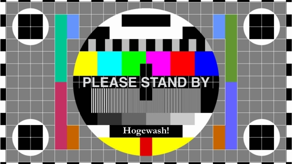 Hogewash Test Pattern