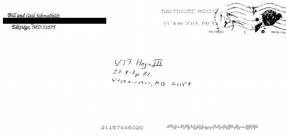 M4D Envelope
