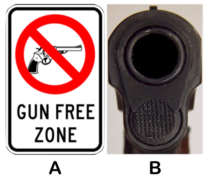 using deterrence as a main weapon to control crime Guns deter crime those who oppose gun control believe that the possession of guns will keep the criminals in check hence originally answered: what are the pros and cons to gun control depends on what you mean by gun control exactly.