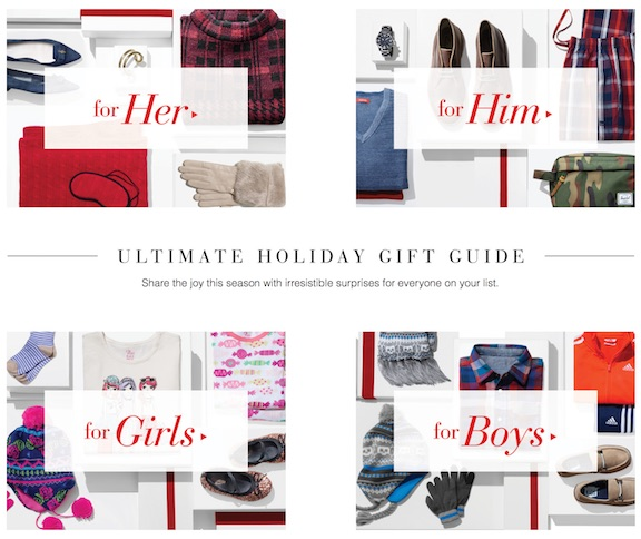 amazon holiday fashion guide