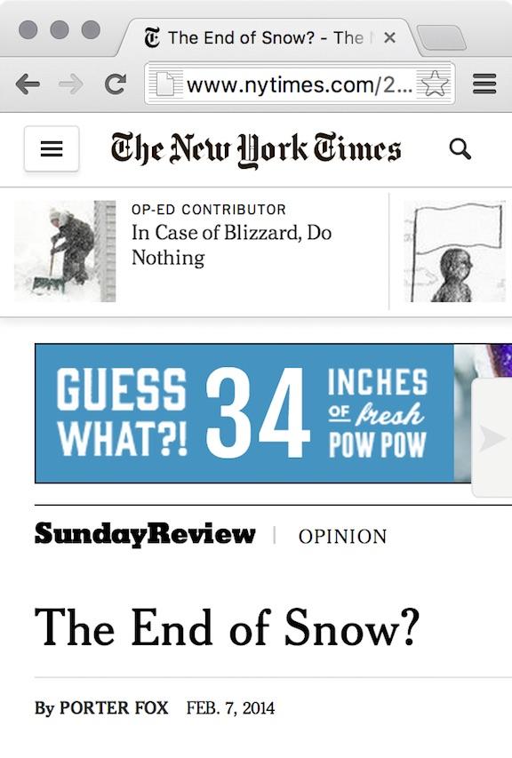 NYT_No_Snow