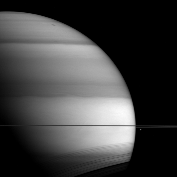 Saturn and Methane