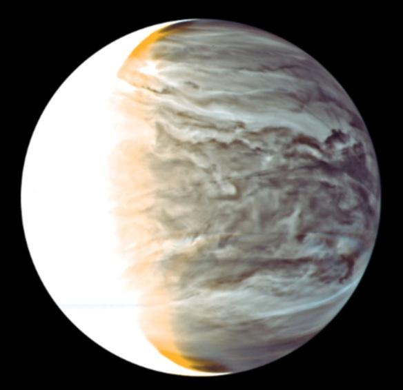 Venus in IR_Akatsuki