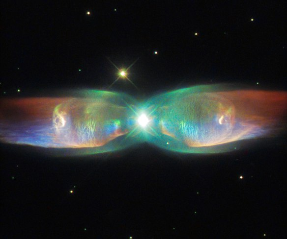 The Twin Jet Nebula