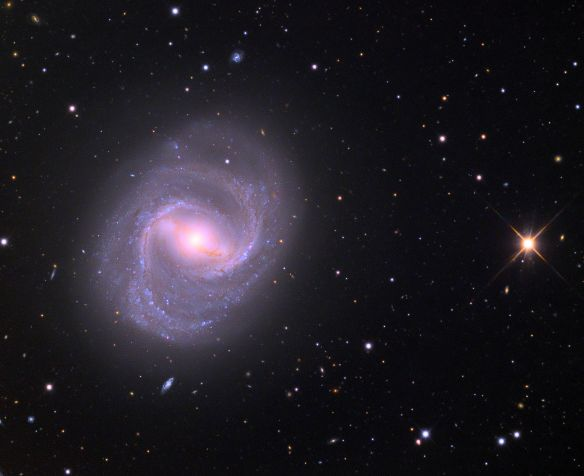 Messier_91_(M91)