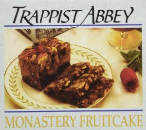 Trappist Abbey Fruitcake