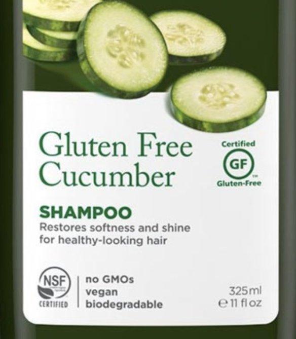 cucumber-shampoo