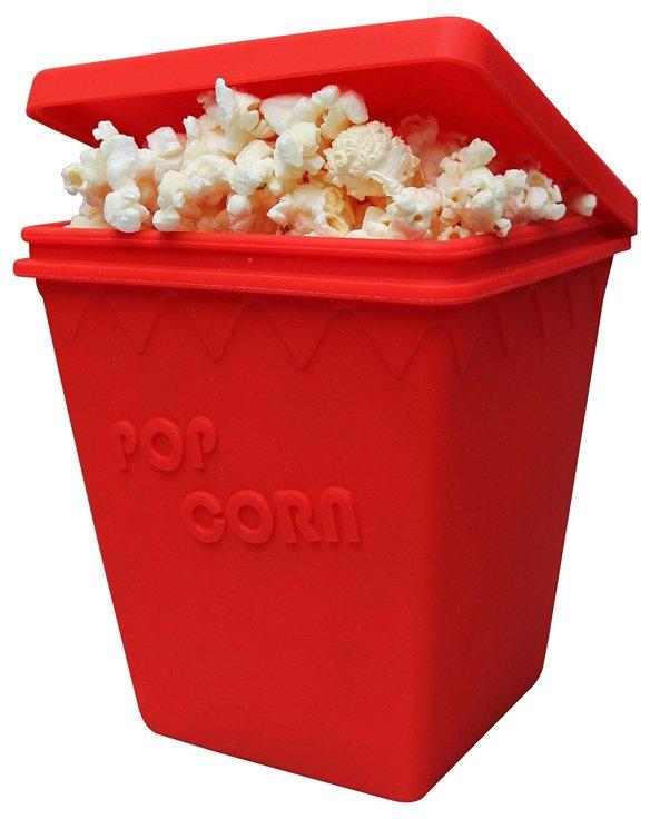 Mmmmm, popcorn ...